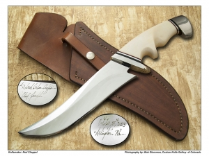 Rod Chappel Fossil Walrus Chief Joseph Hunter/Fighter
