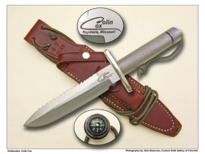 Colin Cox  Model 8 Survival Knife