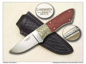 Garth Hindmarch  Fancy Three Finger Skinner