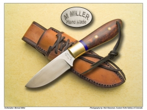 Michael Miller Ironwood & Lapis Hunter