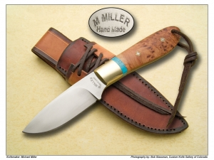 Michael Miller Juniper & Turquoise Hunter