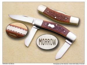 Don Morrow Three Blade Sowbelly