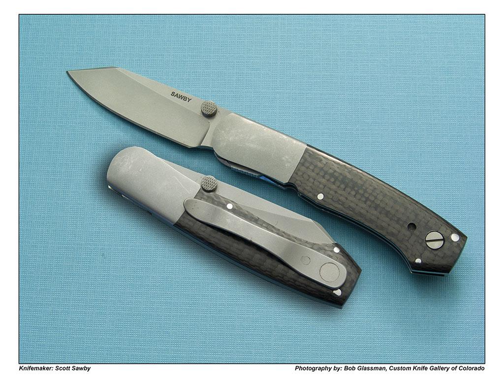 Scott Sawby – Smaller Tactical Folder