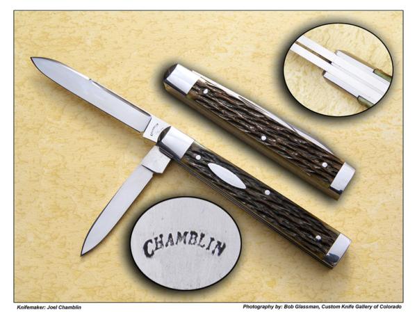 Joel Chamblin Doctors Knife