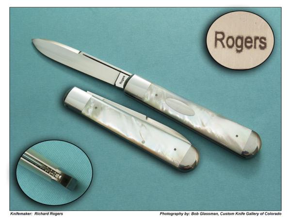 Richard Rogers English Jack